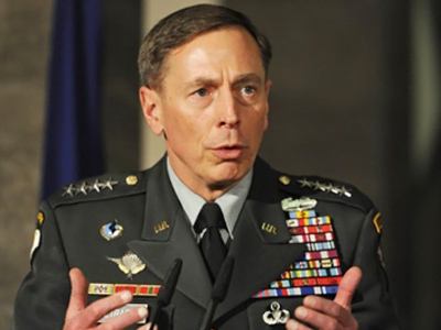 US forces strained, but Petraeus expects increased Taliban attacks