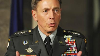 Gen. David Petraeus (AFP Photo / Odd Andersen )