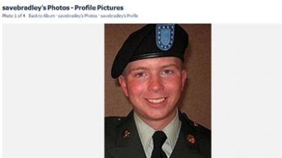 Bradley Manning (AFP Photo / Facebook)
