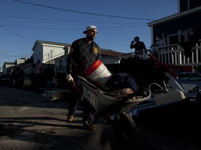 AFP Photo / Allison Joyce