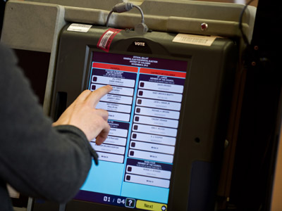 Hacking voting machines: Easier than ever imagined