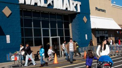 Walmart store.(AFP Photo / Don Emmert)