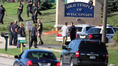 FBI arrests Sikh temple shooter's ex-girlfriend