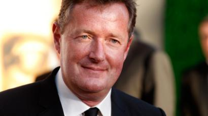 CNN host Piers Morgan (Reuters / Fred Prouser)