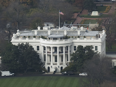 White House gives Homeland Security control of all communication systems