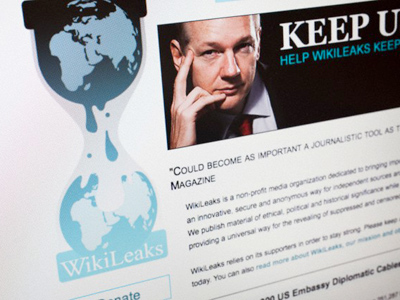 WikiLeaks at war