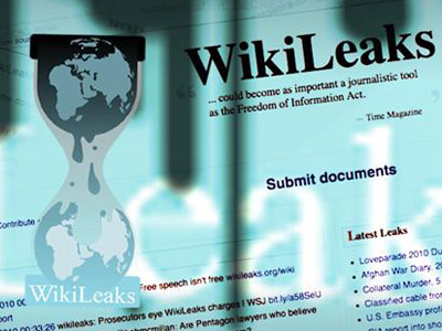 WikiLeaks data could predict insurgency and the military failed to do it
