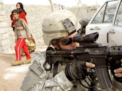 WikiLeaks reveals murder of Iraqi children by US troops