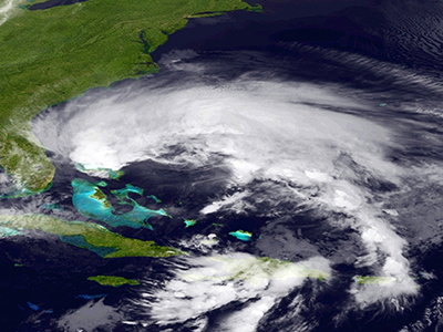 Worst storm in 100 years: East Coast waits in terror for Frankenstorm