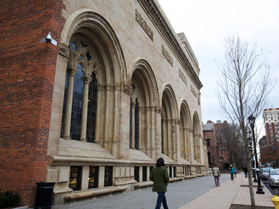 The Yale University.(Reuters / Michelle McLoughlin)