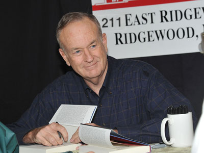 One year of probation for threatening Bill O'Reilly