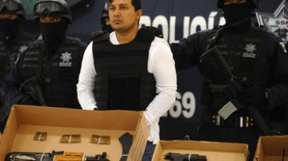 Slain cartel leader's body stolen in Mexico