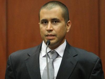 George Zimmerman (AFP Photo / Pool / Gary W. Green)