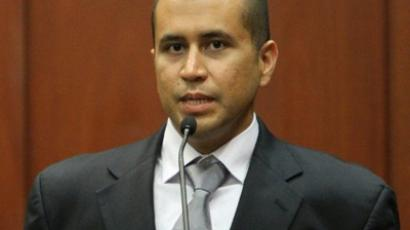George Zimmerman (AFP Photo / Pool / Gary W. Green)