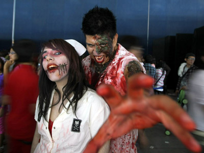 Zombie Bullets: US ammo producers cash in on Zombie Apocalypse fears