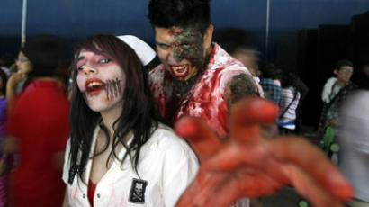 'Zombie Parade' banned in Siberia