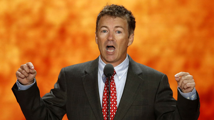 Rand Paul: Action Hero, Or Political Performance Artist?