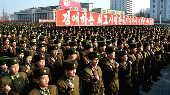 'US should stop war games simulating invasion of North Korea and lift sanctions'