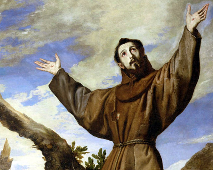 St. Francis of Assisi (Image from wikipedia.org)