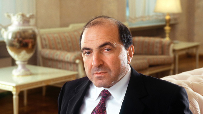 Boris Berezovsky (RIA Novosti / Sergey Guneev)