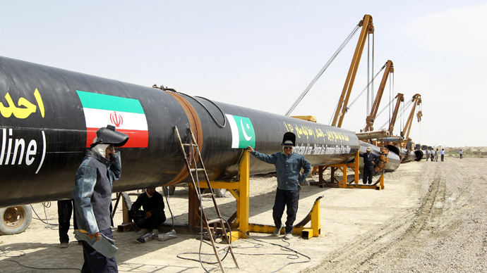 Iran, Pakistan, Syria, Qatar: Pipelineistan at work