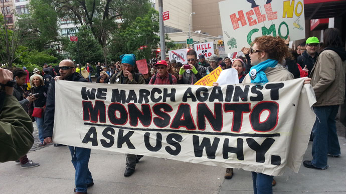 March against Monsanto: Rallying for our future