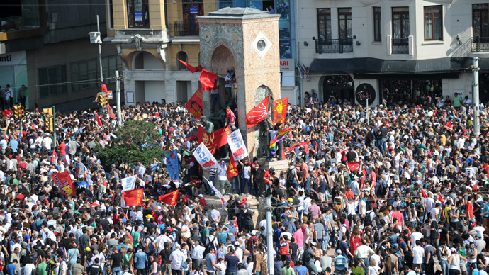Taksim Turkey  city pictures gallery : Erdogan 'hasn't thought through what his main priorities are ...