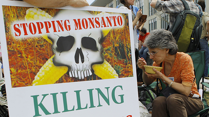 Monsanto's deception game on GMO in Europe