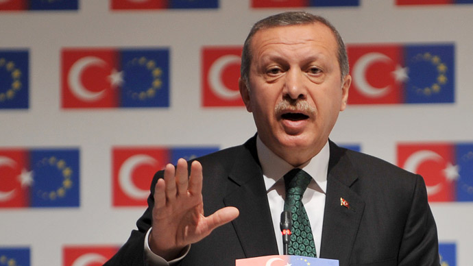 Turkey Prime Minister Recep Tayyip Erdogan  (AFP Photo)