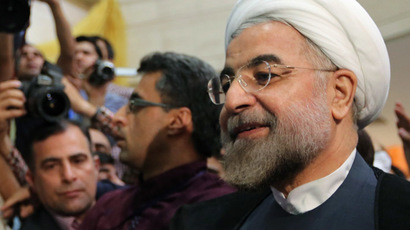 'With Rouhani in office West will have to negotiate sanctions lift'