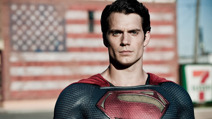 The 'Man of Steel' is just more propaganda from a protected racket