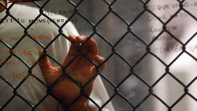 Guantanamo Bay prison.(AFP Photo / John Moore)