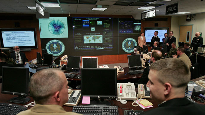 NSA is more than just a spy network, it's global fascism