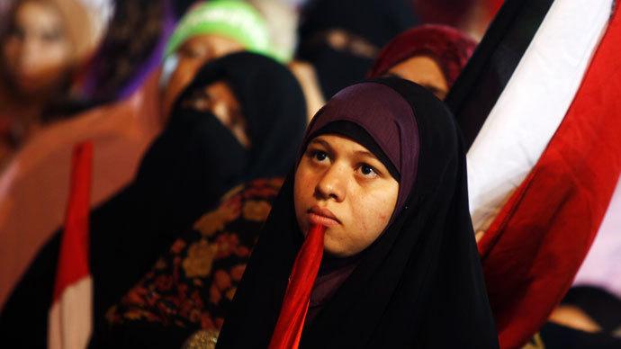 Egyptians disenchanted with the Muslim Brotherhood