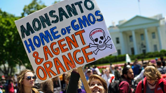 Monsanto took over regulatory bodies all over the world to lobby GMO