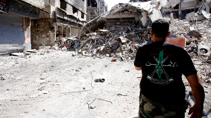 US grabbed opportunity to back off, but regime change still ultimate goal in Syria