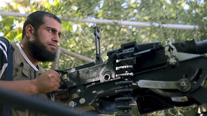 Islamist blitzkrieg in Syria: Jihadists wiping out moderate rebels