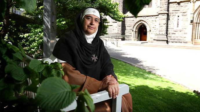 'Staged and scripted': Mother Agnes finalizes chronology of Damascus chemical attack
