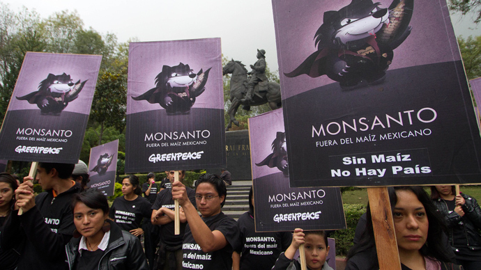 'Monsanto voted world's most evil corp year after year for good reasons'