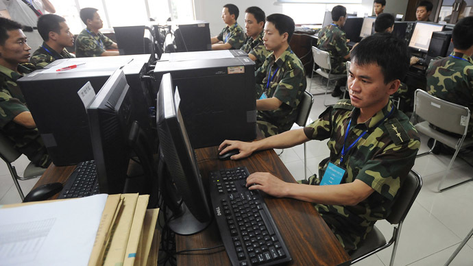 US-China cyber espionage comes under increased scrutiny