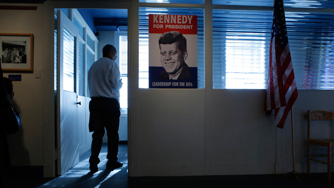 50yrs after JFK assassination: Choose your side in war on freedom