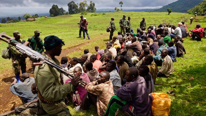 M23 gangs are returning to Rwanda from Congo