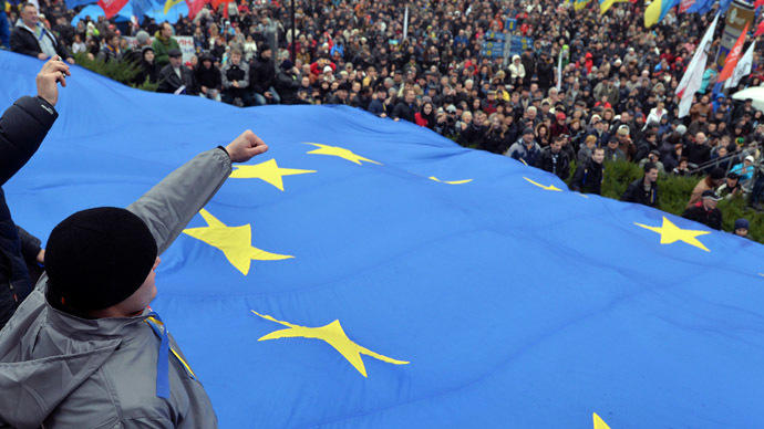 Ukraine & EU: Why some protestors are more equal than others