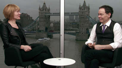 Max Keiser (R) and Stacy Herbert