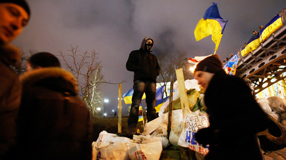 'Stalemate over Ukraine an extension of East-West diplomatic tussle over Syria'
