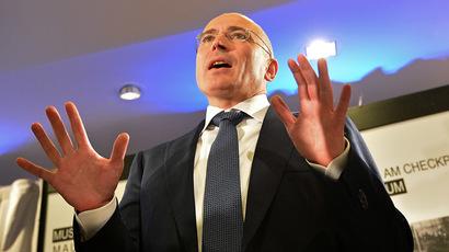 Former Russian oil tycoon Mikhail Khodorkovsky (RIA Novosti/Ramil Sitdikov)