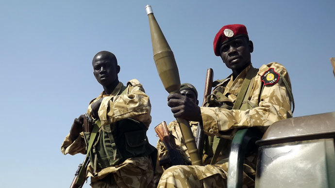 South Sudan: Uprising in a state that cannot afford independence
