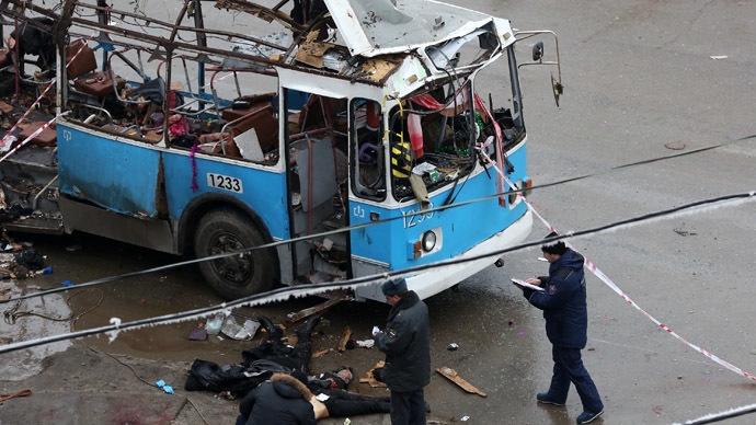 Waging war on Russia: Looking into Volgograd terror blasts