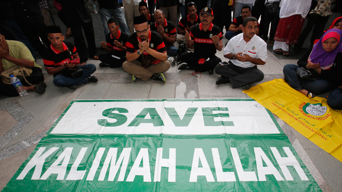 Unholy row: Malaysia's 'moderate' religious agenda in 'Allah' use wrangle
