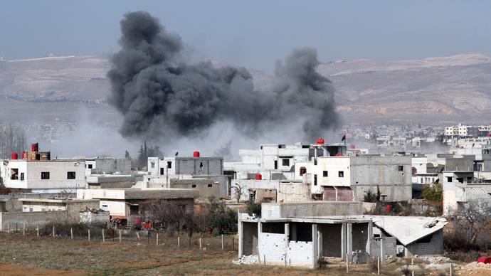 Keep On Truckin Turkey And Al Qaeda In Syria Rt Op Edge border=